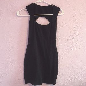 American Apparel little black dress